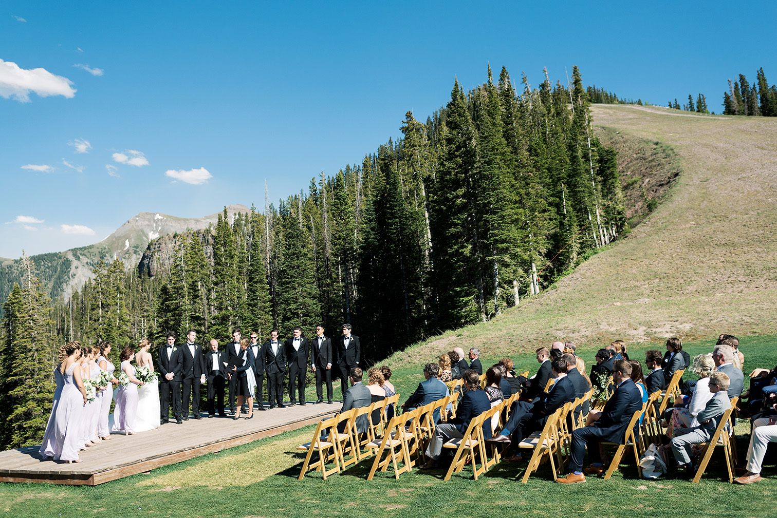 Telluride Summer Weddings, Gorrono Ranch, Destination Wedding, Mountain Ceremonies