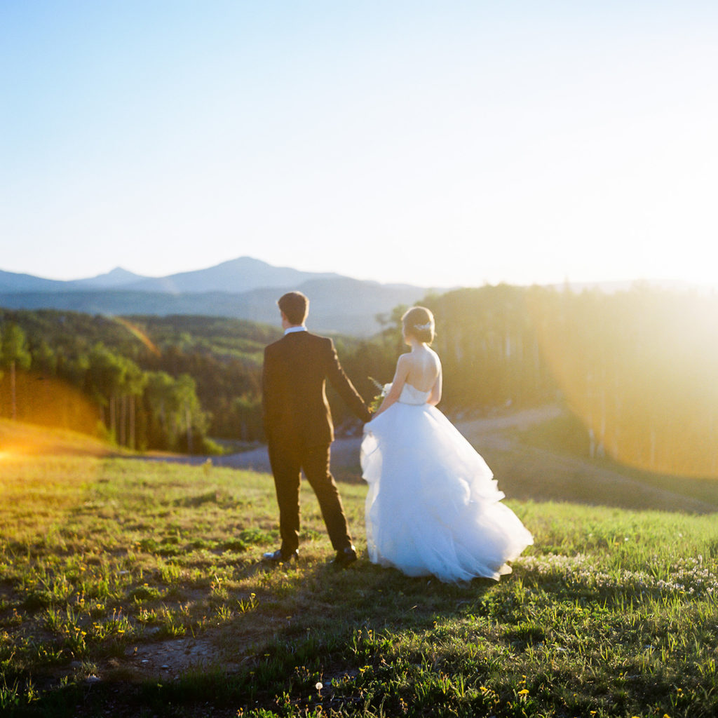 Telluride Summer Weddings, Gorrono Ranch, Destination Wedding, Film Photography, Rolleiflex