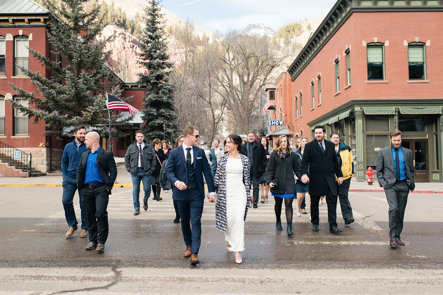 Telluride Wedding, Colorado Destination Wedding, Colorado Photographer, Colorado Wedding Photography, Wedding Party