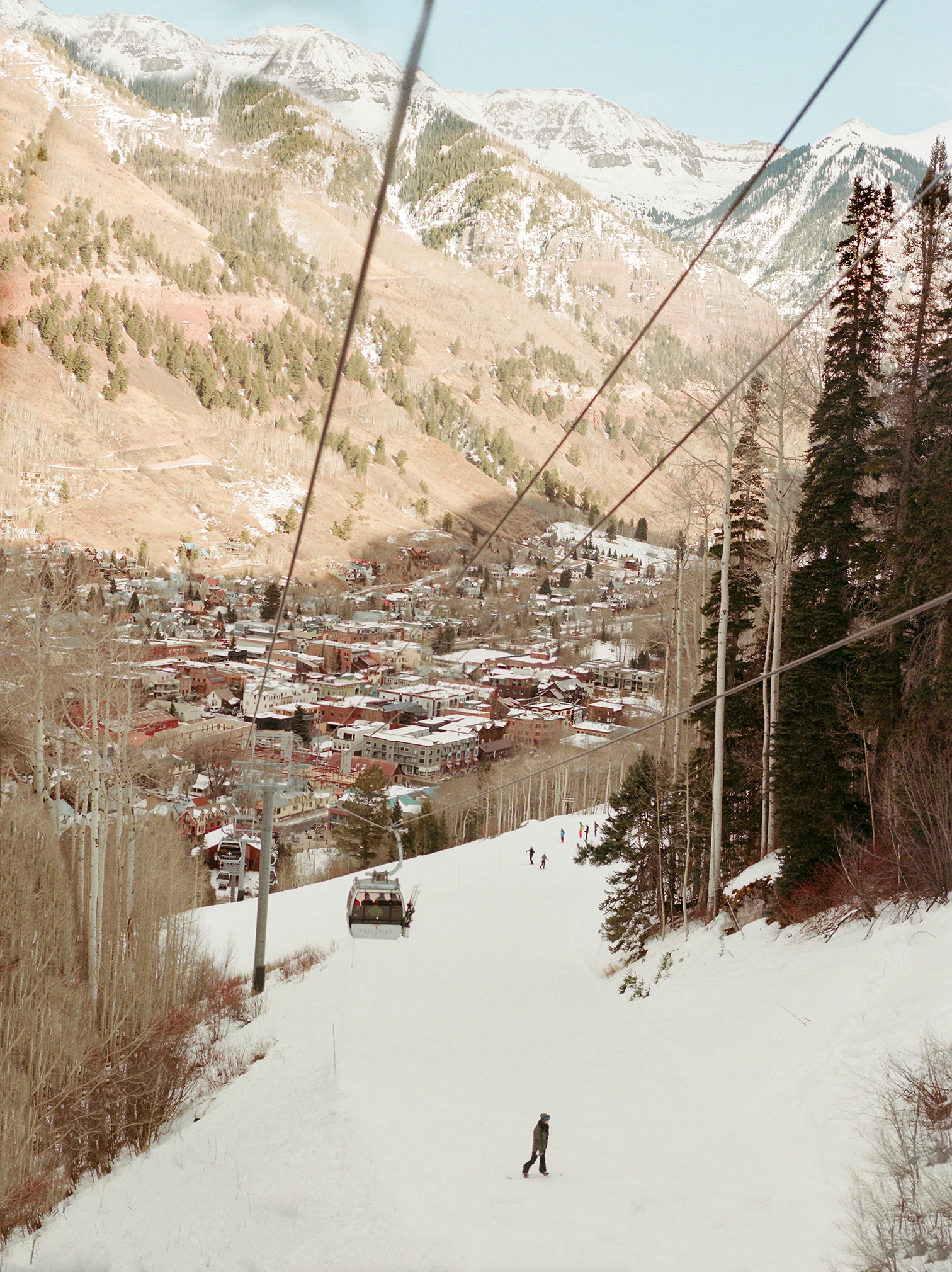 Telluride Wedding, Colorado Destination Wedding, Colorado Photographer, Colorado Wedding Photography, Gondola