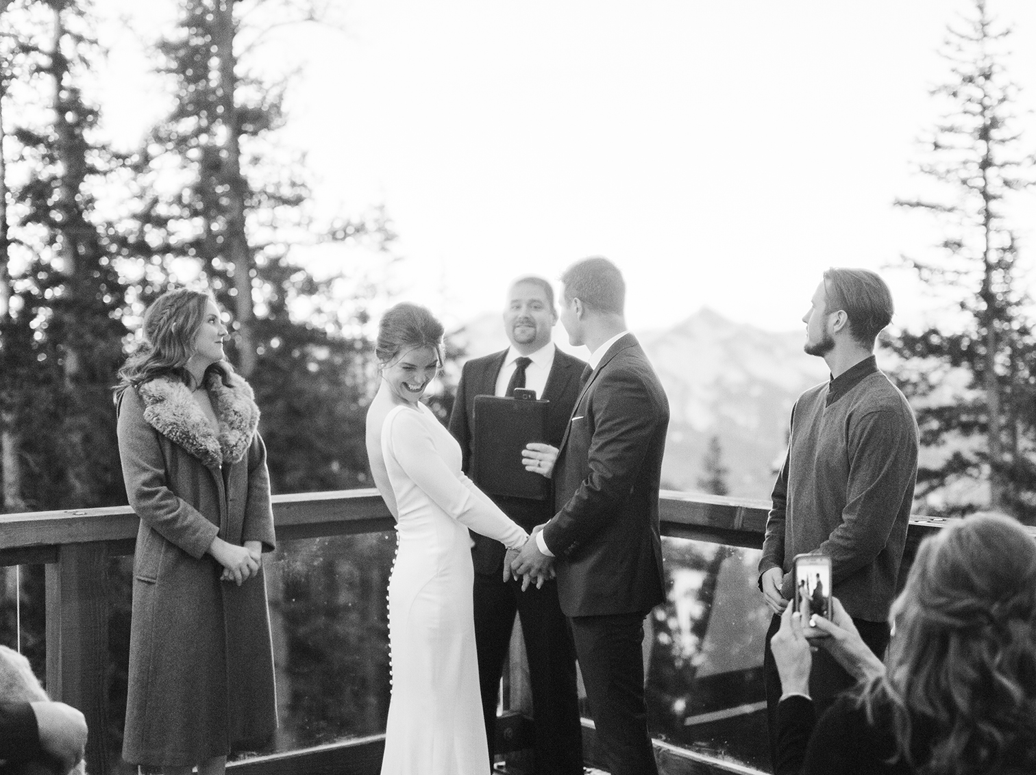 Telluride Wedding, Colorado Destination Wedding, Colorado Photographer, Colorado Wedding Photography, Ceremony
