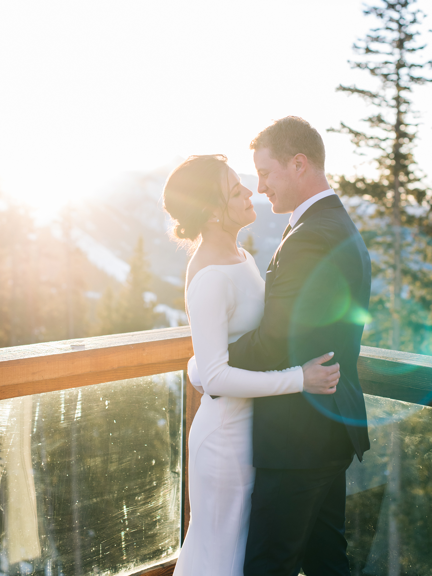 Telluride Wedding, Colorado Destination Wedding, Colorado Photographer, Colorado Wedding Photography, Sun-Kissed Kisses