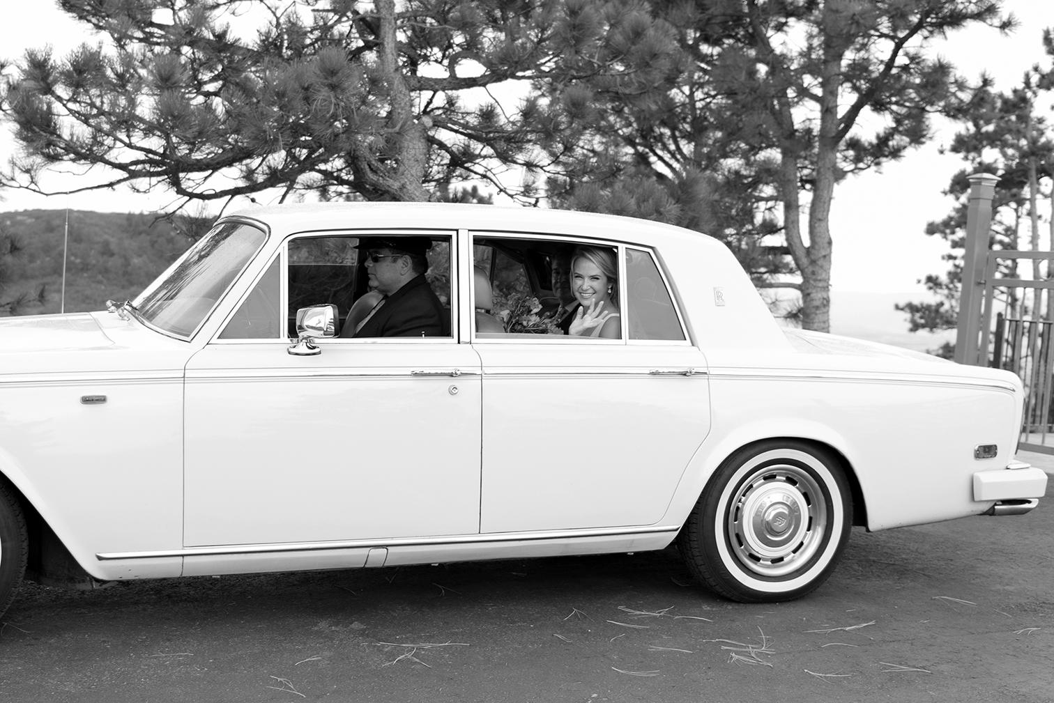 Colorado Wedding Photographers, Bride Vintage Car, Destination weddings, Denver Wedding Photos