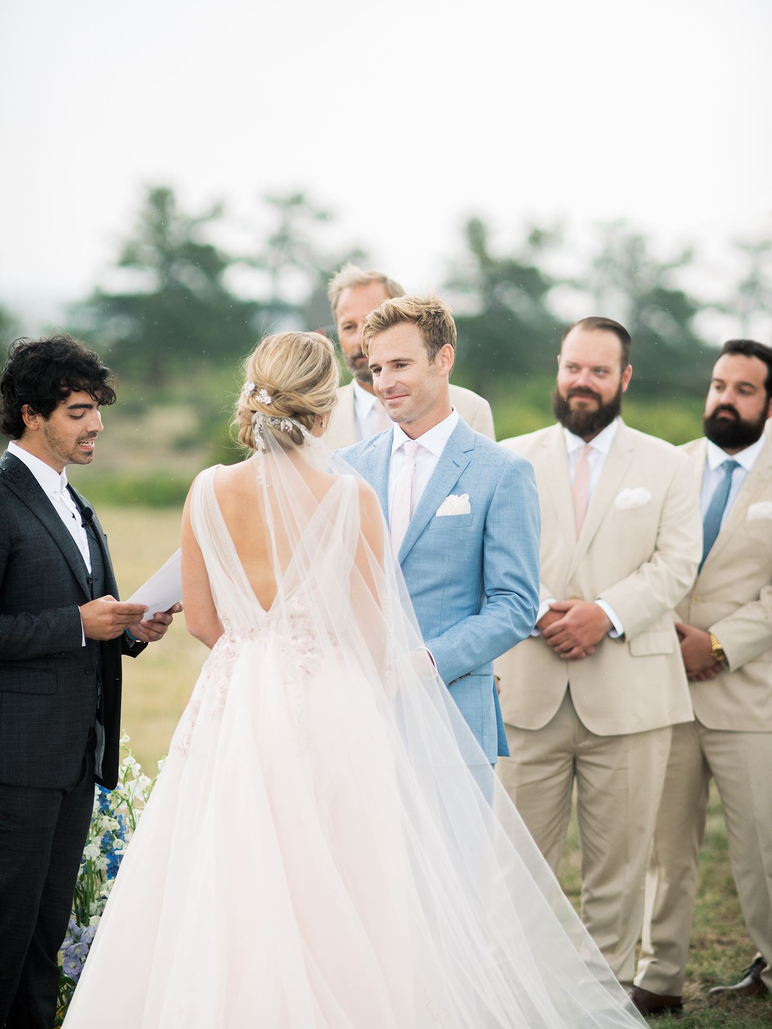 Colorado Wedding Photographers, Groom Vows, Destination Weddings in Colorado, Denver Wedding Photos