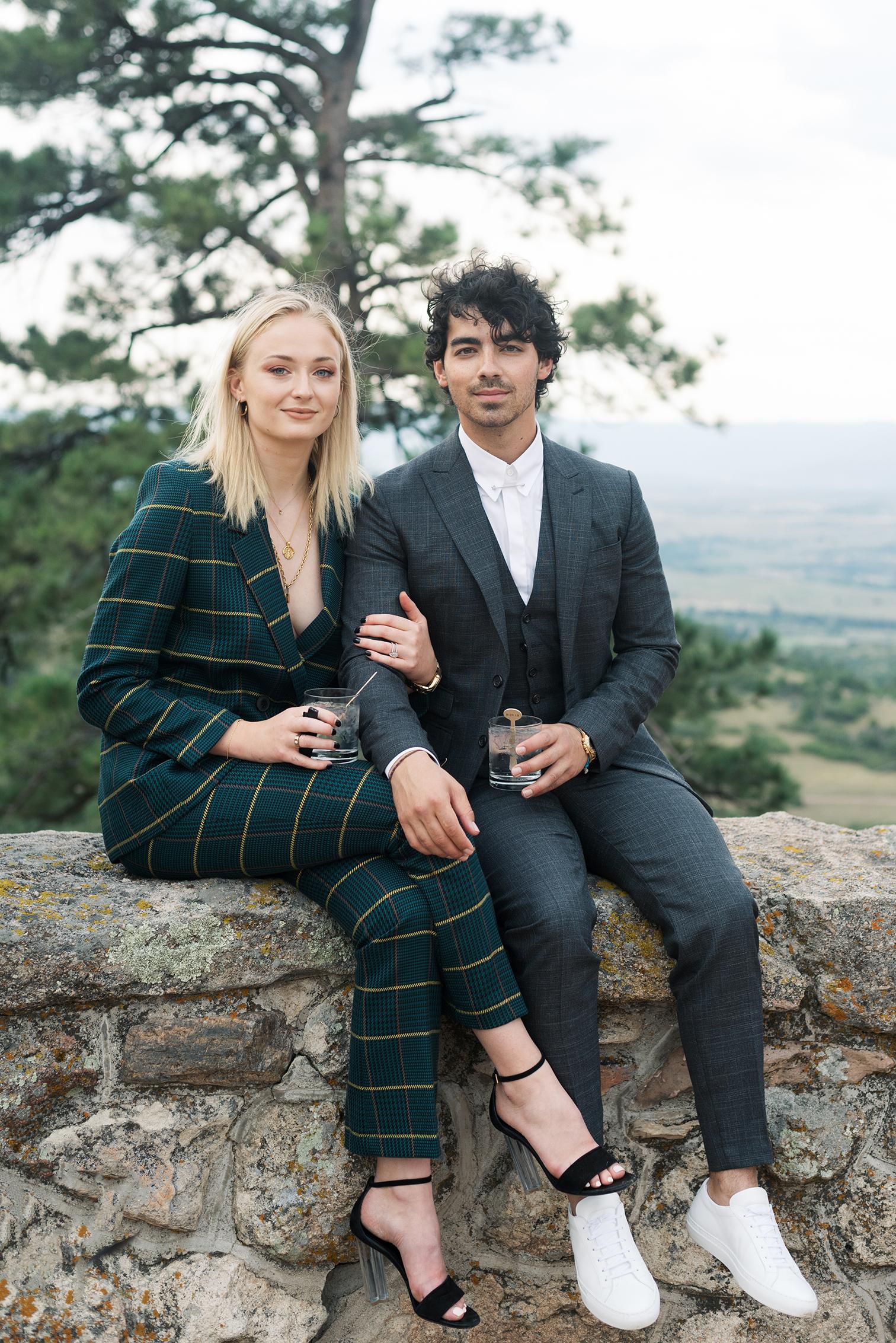 Wedding Photographers Colorado, Joe Jonas Sophie Turner in Colorado Weddings, Denver Wedding Photos