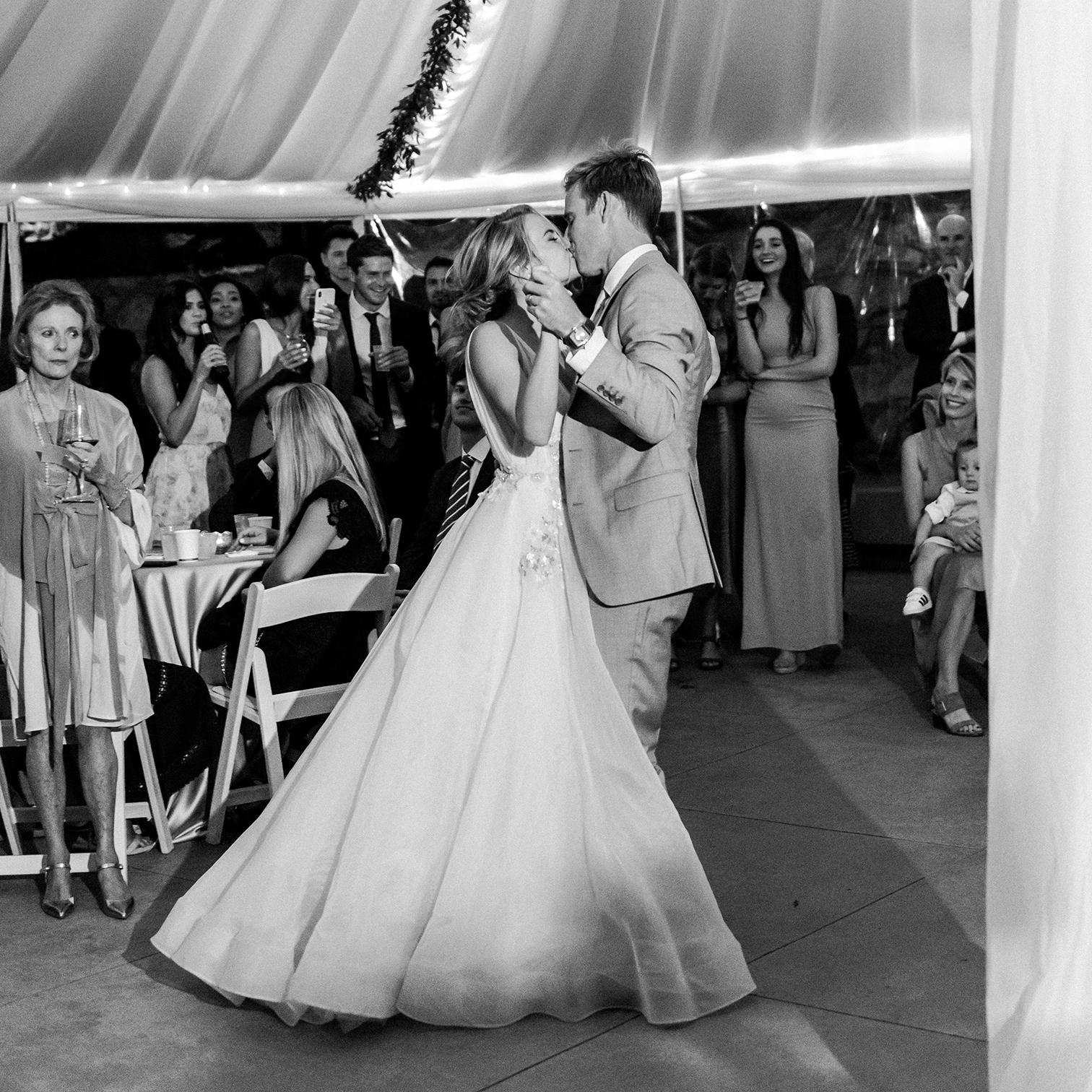 Wedding Photographers Colorado, Bride Dancing in Wedding Gown, Denver Wedding Photography