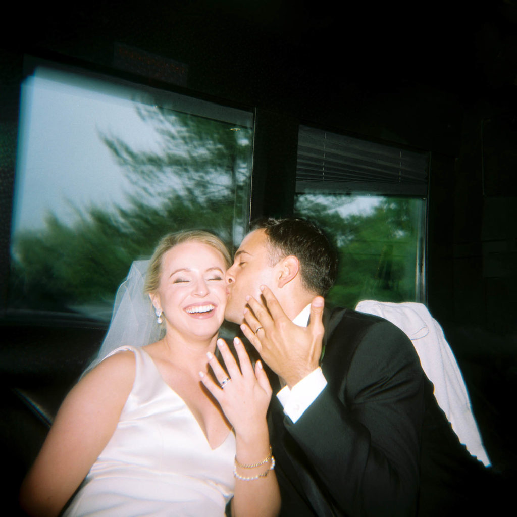 Boulder Wedding, Colorado photographers, just married, holga photography