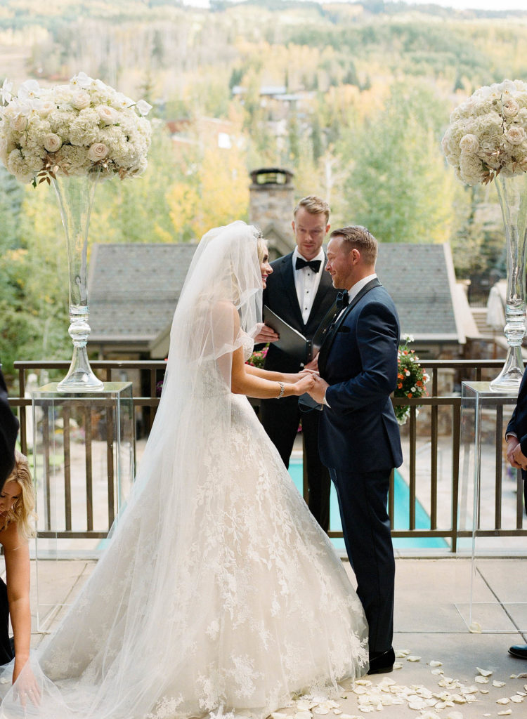 Four Seasons Vail Colorado Wedding Photography