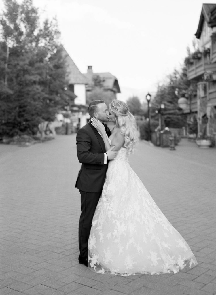 Four Seasons Vail Colorado Wedding Photographers