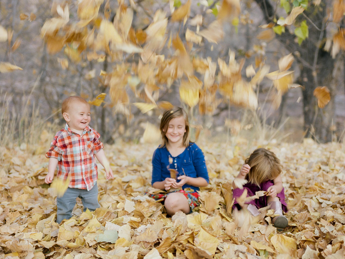 Aspen Family Photographer, Fall Family Sessions