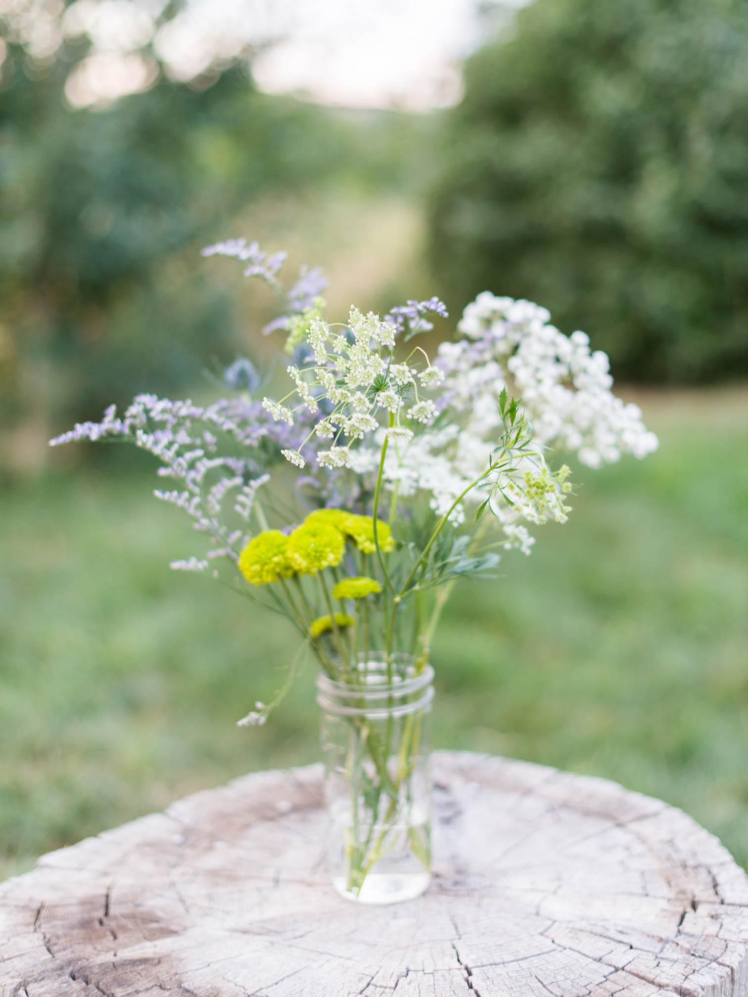 aspenColorado weddings, wildflowers