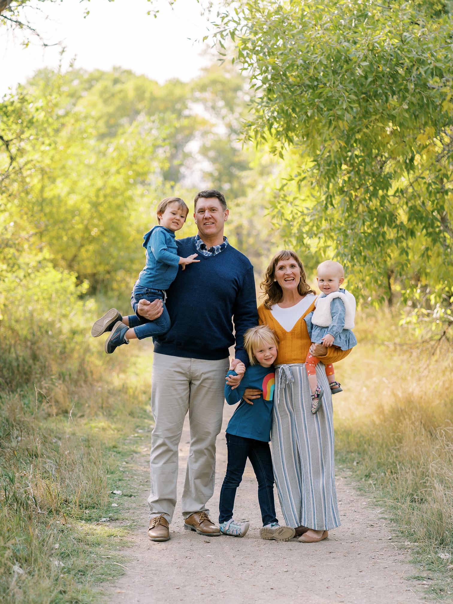 Aspen Family Photographer