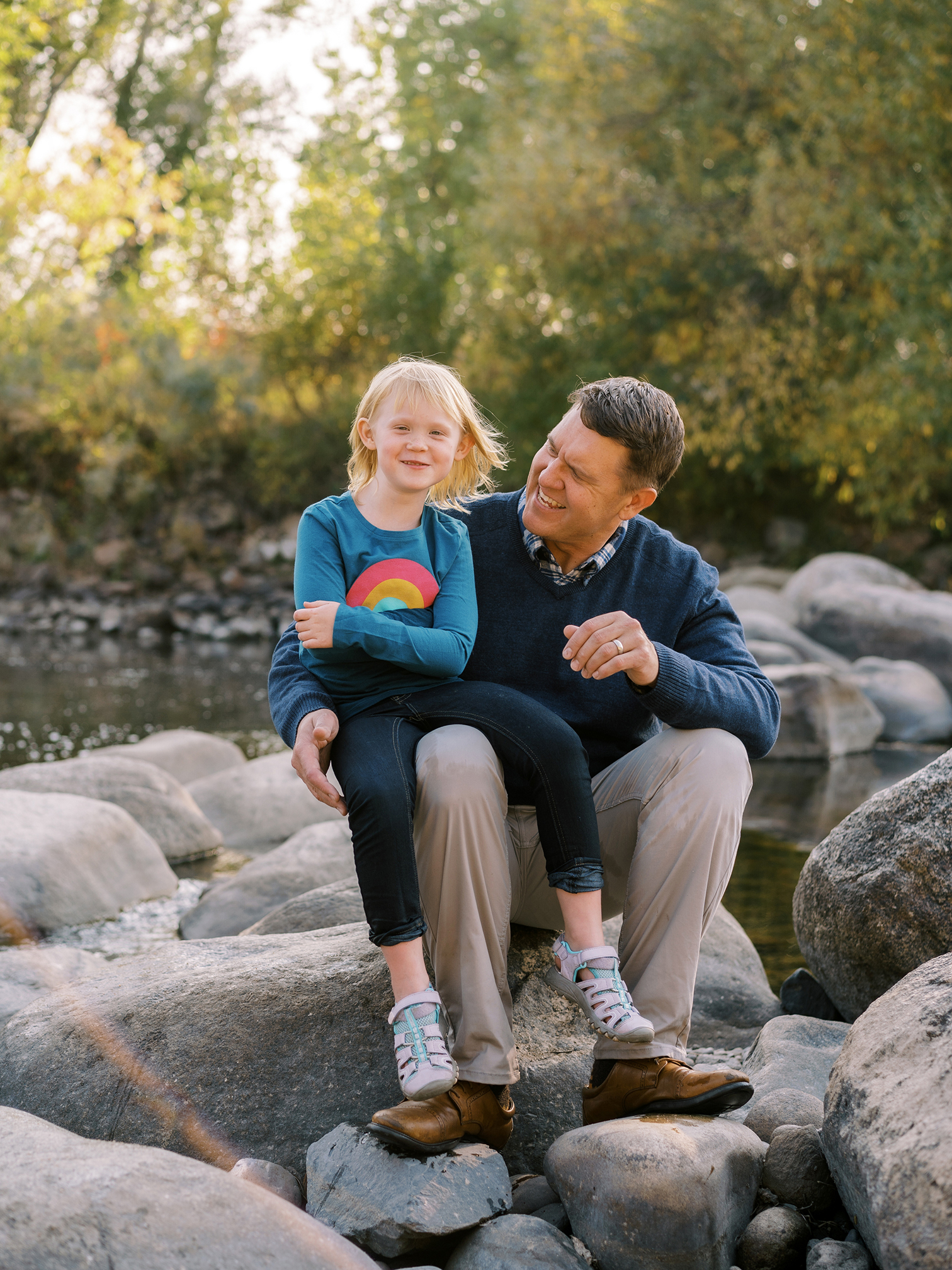 Fall Portraits Aspen Colorado