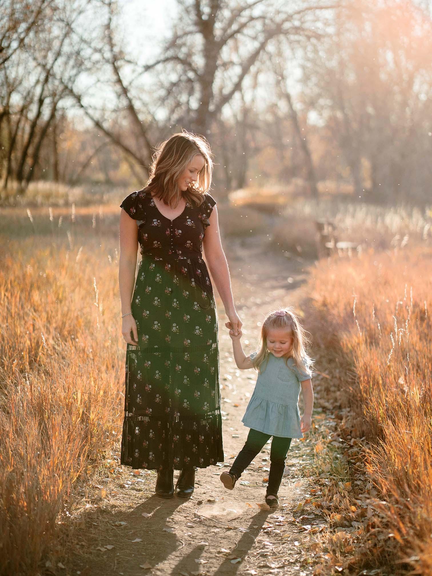 Carbondale Colorado Family Portraits