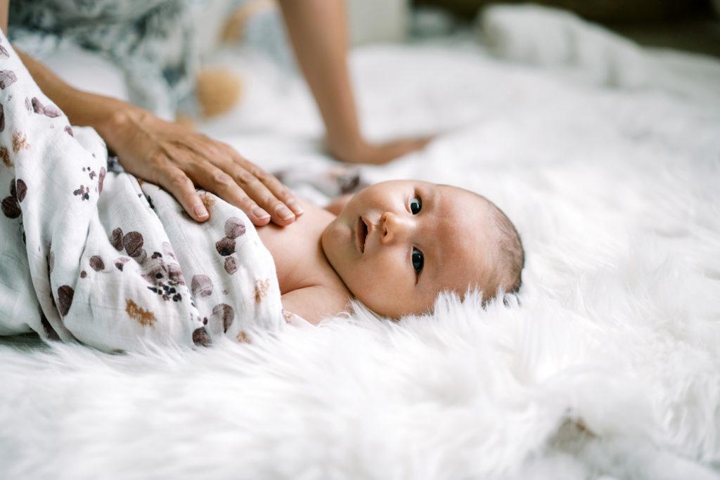 Aspen Colorado, Newborn Portraits