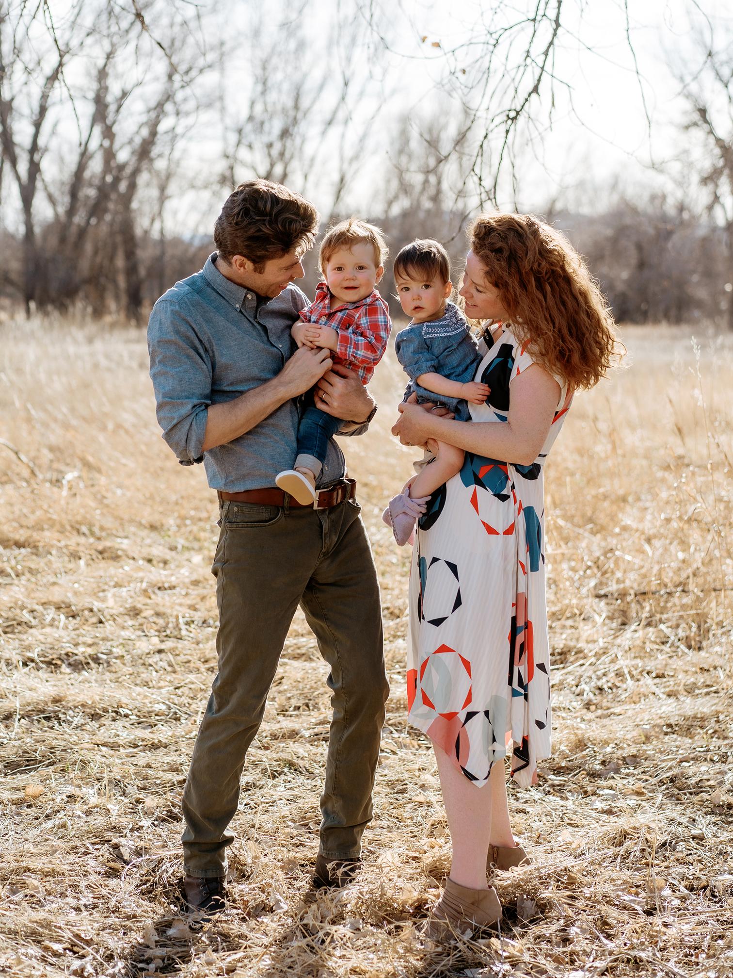Crested Butte Colorado Family Photos