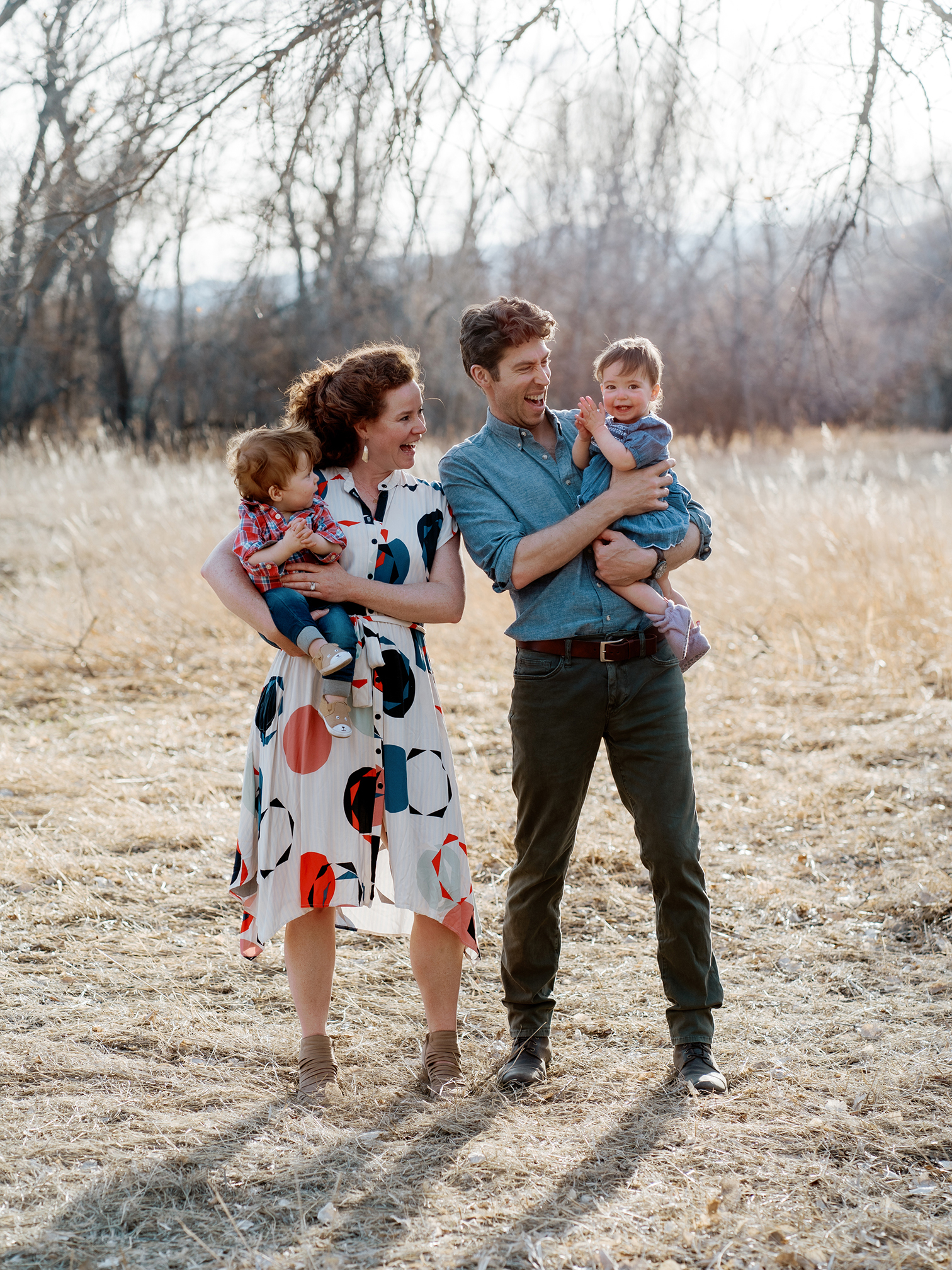 Family Portraits, Crested Butte Photographers